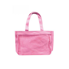 [POMMOP] Fascinating Tote Mini I (Pink) - Tote Bag