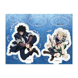 [My Hero Academia] Acrylic Stand Collection D.Dabi & Himiko Toga - Character Goods