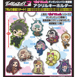 [Danganronpa 3] The End of Kibogamine Gakuen Desperate Ver. Acrylic Keyholder - Blind Box