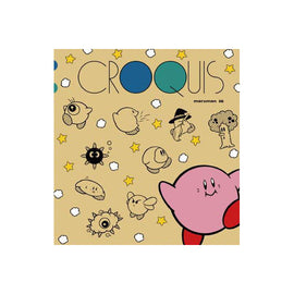 [Kirby] Kirby's Dream Land Croquis Book 2 - Character Goods