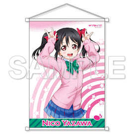 [LoveLive! School idol diary] Wall Scroll - Vol.9 Nico Yazawa