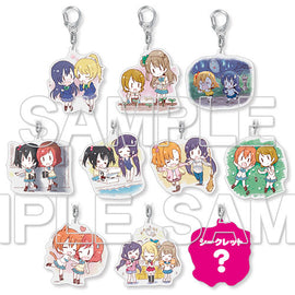 [LoveLive! School idol diary] Acrylic Keychain - Blind Box