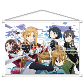 [Sword Art Online] Wall Scroll - SAO Movie ver