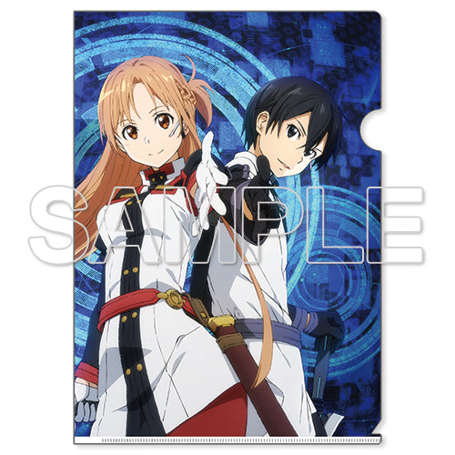[Sword Art Online] Clear File Folder - SAO Movie ver