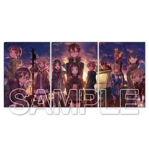 [Sword Art Online] Clear File Folder Set - abec3