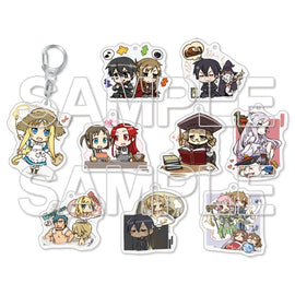 [Sword Art Online] Mini Character Trading Acrylic Keychain 2 - Blind Box