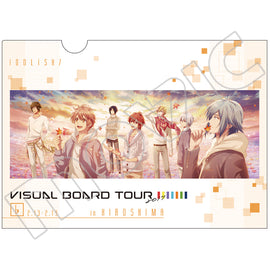 [Idolish7] Clear File VISUAL BOARD TOUR 2017 Hiroshima - Character Goods