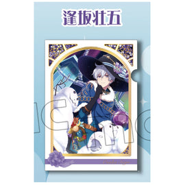 [Idolish7] Clear File Sogo Osaka - Character Goods
