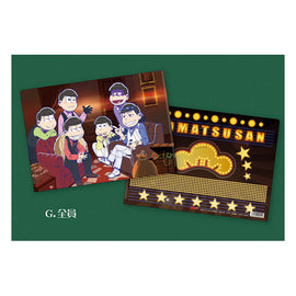[Osomatsu-san] Clear File Group Shot Zeni - Character Goods