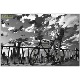 [Evangelion] Jigsaw Puzzle 1000pcs. RADIO EVA 01 Asuka at Top of Hill - Character Goods