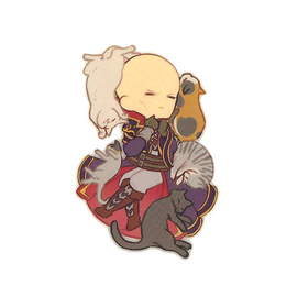 [Granblue Fantasy] Die Cut Sticker V Dante - Character Goods
