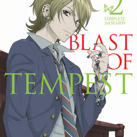 [Blast Of Tempest] Complete 2nd Season DVD