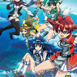 [Vividred Operation] Complete DVD set
