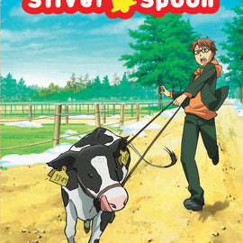 [Silver Spoon] Complete Season 1 DVD