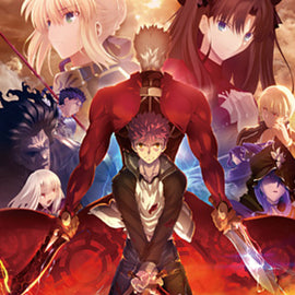 [Fate/Stay Night  Unlimited Blade Works] Season 2 - DVD