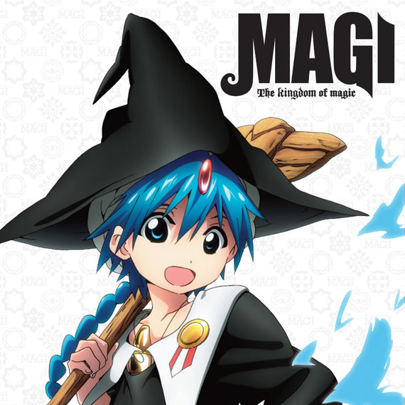 [Magi The Kingdom Of Magic] Complete DVD Set VOL.1