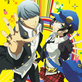 [Persona4] the Golden Animation Vol.2 - Blu-ray