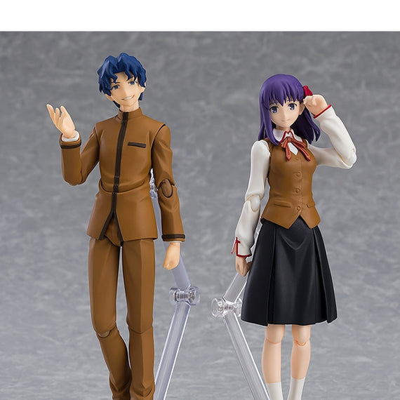 [Fate/stay night: Heaven's Feel] Shinji Matou & Sakura Matou - figma 445