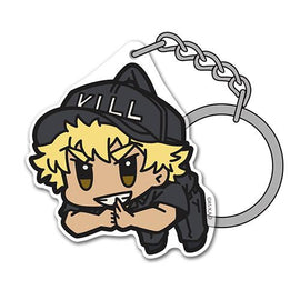 [Cells at Work!] Killer T Cell Acrylic TSUMAMARE Key chain - Character Goods