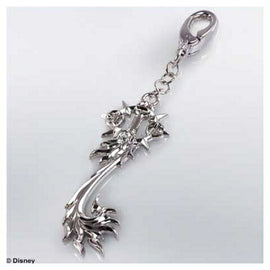 [Kingdom Hearts] Key Blade Key Chain Axel / Lea - Character Goods