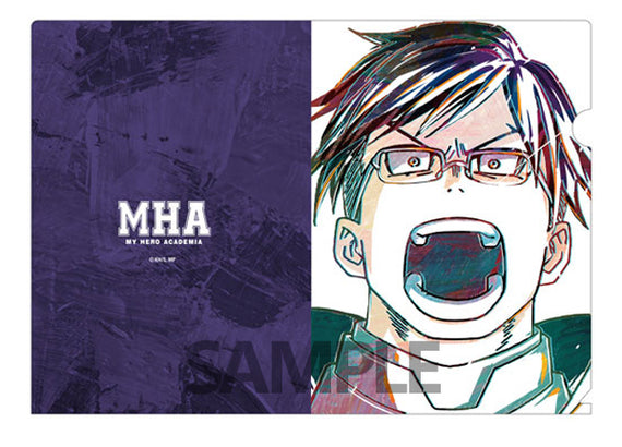 [My Hero Academia] Ani-Art Clear File Vol.2 Collection 3. Tenya Iida - Clear File