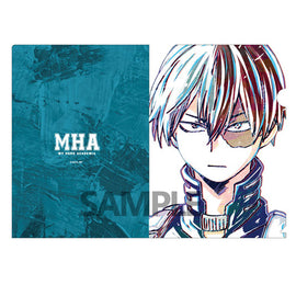 [My Hero Academia] Ani-Art Clear File Vol.2 Collection 5. Shota Todoroki - Clear File