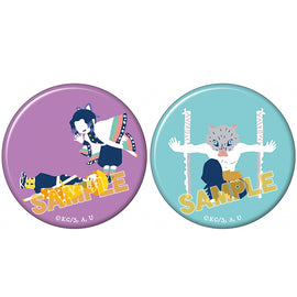 [Demon Slayer] Can Badge Set -Yuru Palette vol.3 B