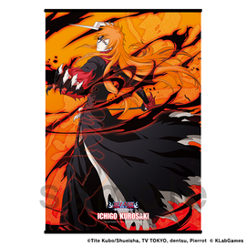 [Bleach]  Brave Souls Wall Scroll - Wall Scroll