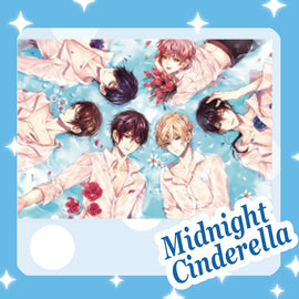 [Ikemen Series] Wall Scroll - Ikemen Revolution / Sengoku / Midnight Cinderella