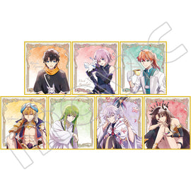 [Fate/Grand Order ] Absolute Demon Battlefront: Babylonia / Mini Shikishi Collection - Character Goods