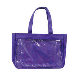 [POMMOP] Fascinating Tote Mini L (Grape) - Tote Bag