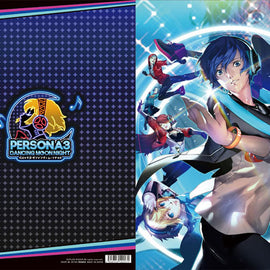 [Persona 3 Dancing Moon Night] Clear File - Clear File