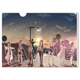 [Rascal Does Not Dream of Bunny Girl Senpai] Clear File Folder - Clear File