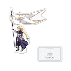 [Fate/Grand Order] Battle Style Acrylic Stand Ruler/Jeanne d'Arc - Character Goods