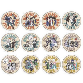 [Hypnosis Mic -Division Rap Battle-] Big Can Buttons (Graff Art) - Blind Box