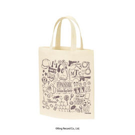 [Hypnosis Mic -Division Rap Battle-] Canvas Tote Bag (Graff Art) - Tote Bag