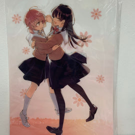 [Bloom Into You] Yuu & Touko Clear File - Character Goods
