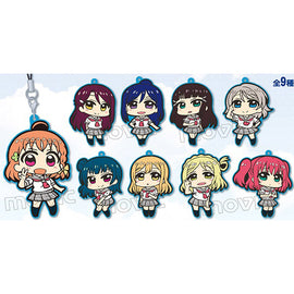 [Love Live! School Idol Project] Rubber Strap Collection - Blind Box
