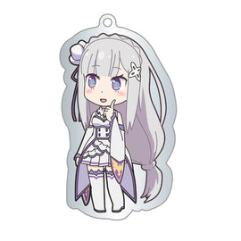 [Re:ZERO-Starting Life in Another World] Metal Charm (6types) - Character Goods