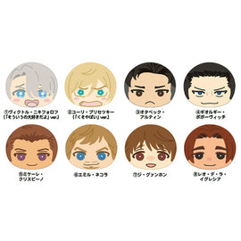[Yuri!!! on ICE] Omanjuu NigiNigi Mascot 2 - Blind Box