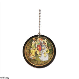 [Kingdom Hearts] Acryilic Mirror Key Holder Collection 1 - Key Holder