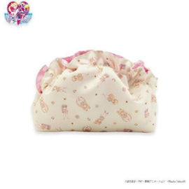 [Sailor Moon] Pastel SD Frilled Pouch - Character Goods