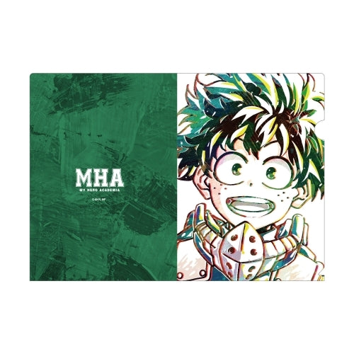 [My Hero Academia] Ani-Art Clear File Vol.2 Collection 1. Izuku Midoriya - Clear File