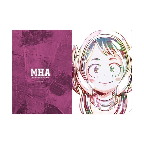[My Hero Academia] Ani-Art Clear File Vol.2 Collection 2. Ochoha Uraraka - Clear File