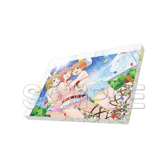 [Love Live!] Acrylic Magnet μ's First Year Ver. - Character Goods