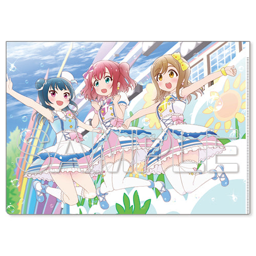 [Love Live! Sunshine!!] Aqours First Year Ver. - Clear File