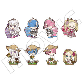 [Re: Life in a different world from zero] Rubber Strap Collection / Anime Ver. Summer - Character Goods