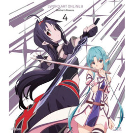 [Sword Art Online II] Blu-ray Vol. 4
