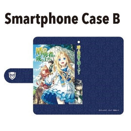 [The Rising of the Shield Hero] Smartphone Case B - Character Goods