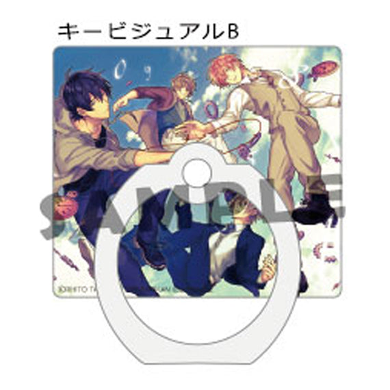 [Ten Count ~react~] Smartphone Ring Key Visual B - Character Goods
